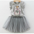 παιδικό σετ μπλούζα-φούστα ''Diva''