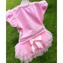 Baby girl set baby pink