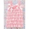 Baby Girl Lace Top Light Pink