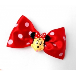 Hair clip-Minnie Mouse