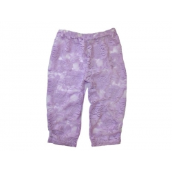 Baby grl lace leggings Lavender